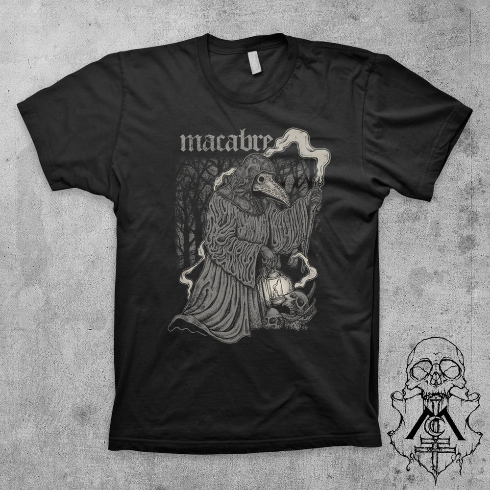 Image of Plague Doctor Tee