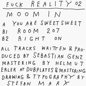 Image of Fuck Reality 02 - Moomin - Fuck Reality 02 - 12""