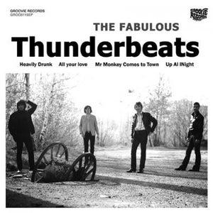 "Image of 7"" The Thunderbeats : The Fabulous Thunderbeats EP..."