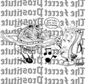 Image of THE SECRET PROSTITUTES Welcome To Punk, Viva La Evolución, We Can Do Whatever We Want 12""