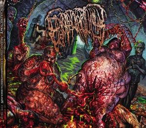 Image of EPICARDIECTOMYAbhorrent Stench Of Posthumous Gastrorectal DesecrationCD/Digi CD