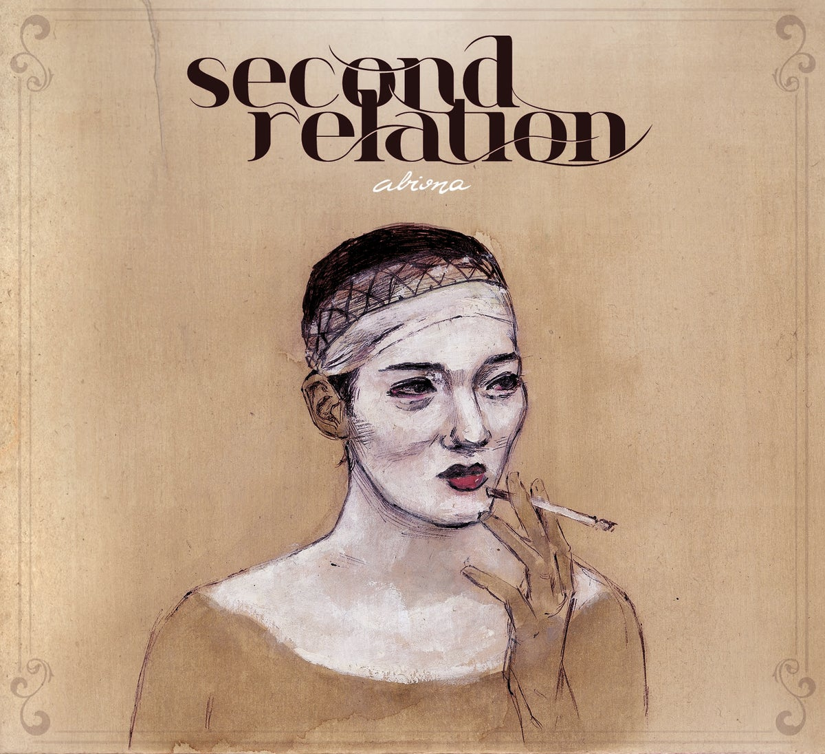 """Image of Second Relation """"Abiona"""" CD"""