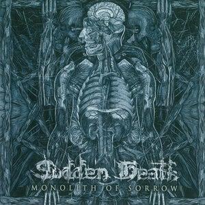 Image of SUDDEN DEATH - Monolith of Sorrow -