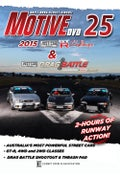 Image of Motive DVD #025 - 2015 Drag Battle & GT-R Challenge