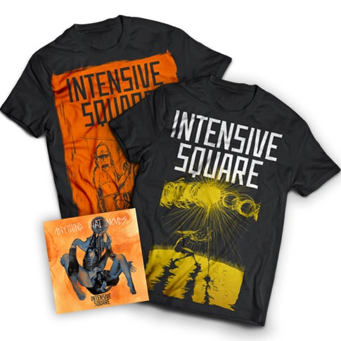 Image of Bundle - Anything That Moves CD & T-Shirt