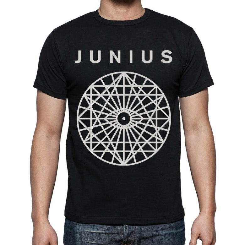 Image of Mandala T-Shirt | Black