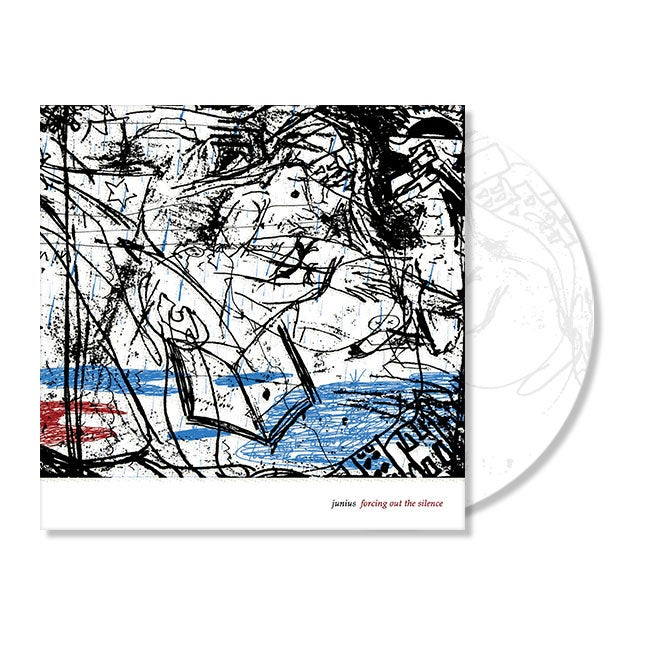 Image of Forcing Out The Silence 10th Anniversary LP | White