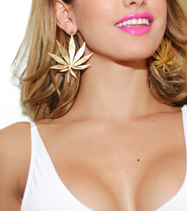 Image of Mary Jane Earrings