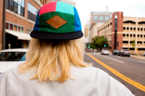 Image of MAB 5 PANEL COLOS 101 HAT