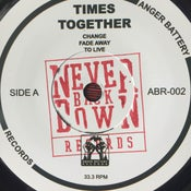 "Image of Times Together - S/t 7"" (NBD versions /50!)"