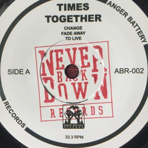 """Image of Times Together - S/t 7"""" (NBD versions /50!)"""