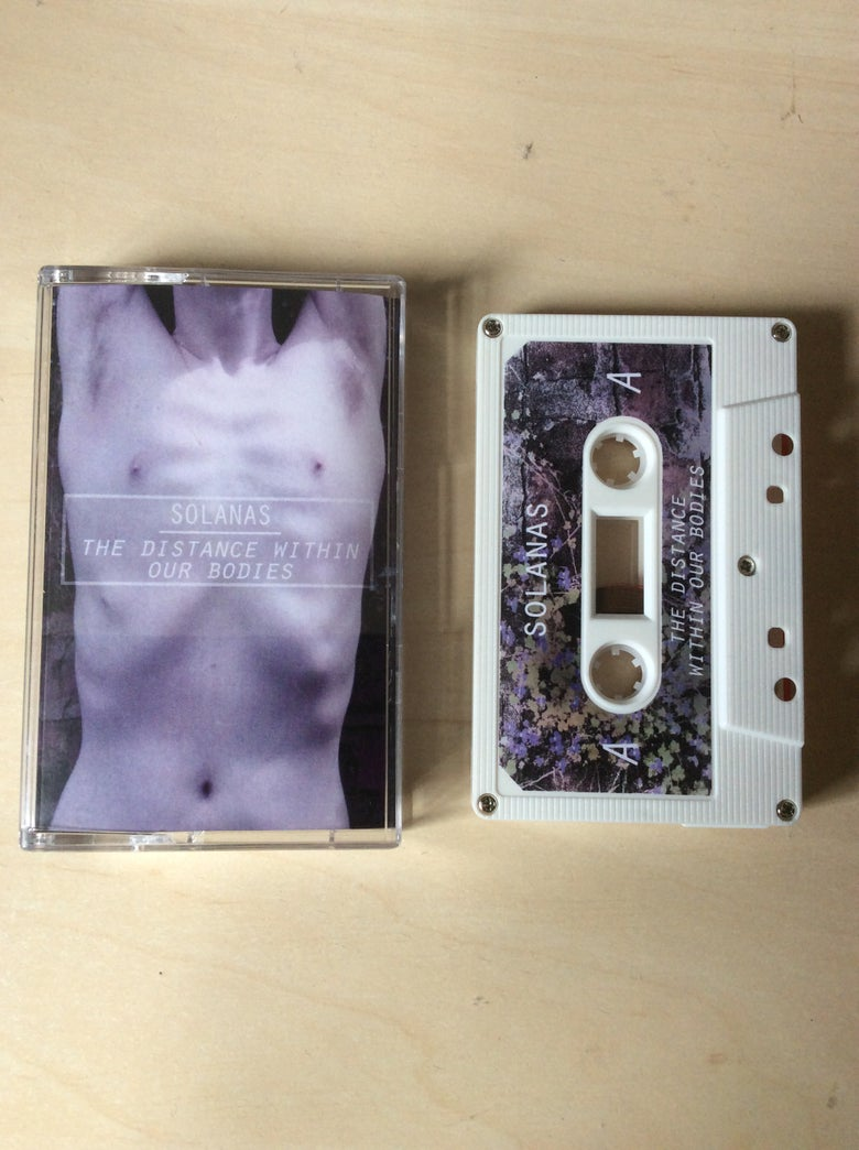 Image of The Distance Within Our Bodies TAPE - White /40