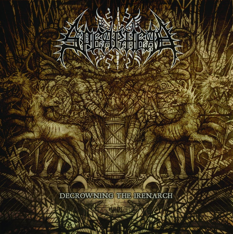 """Image of """"Decrowning the Irenarch"""" LP"""