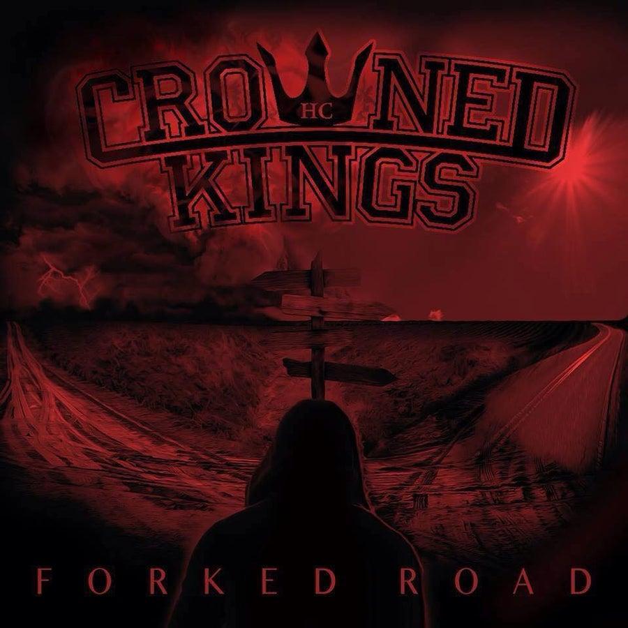 Image of Crowned Kings - Forked Road CD