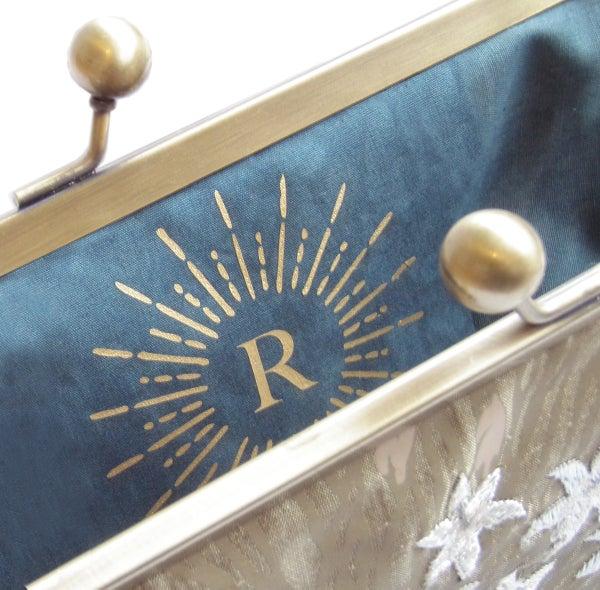 Customise your bag, secret message, custom logo - Red Ruby Rose