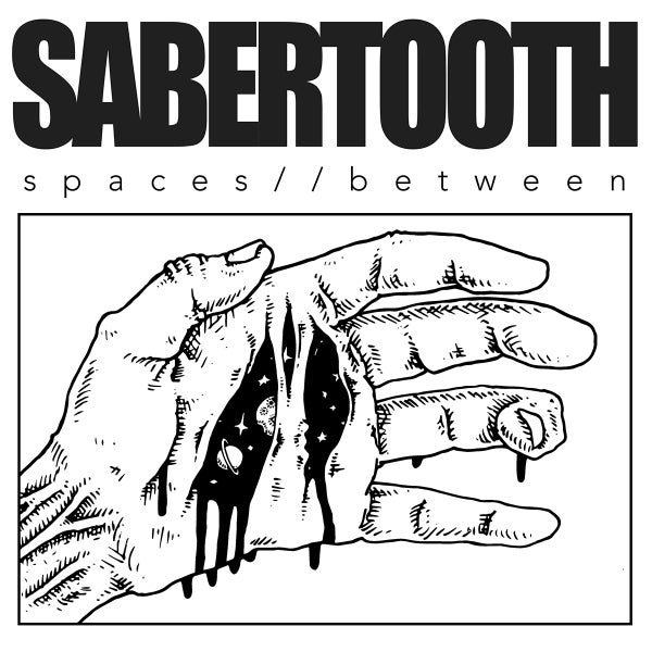 "Image of SABERTOOTH ""Spaces Between"" LP"