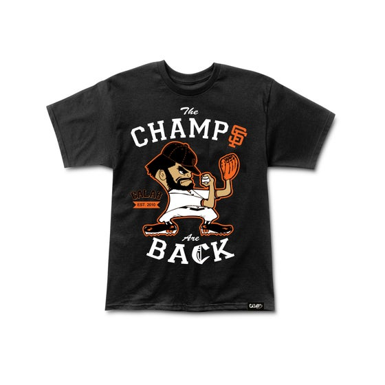 Image of Champs - Black