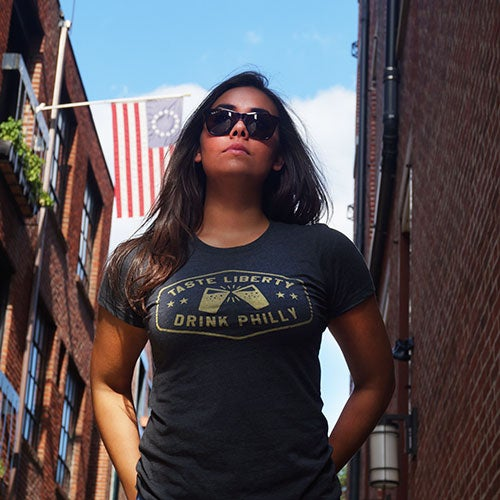 Image of Taste Liberty, Drink Philly - Womens