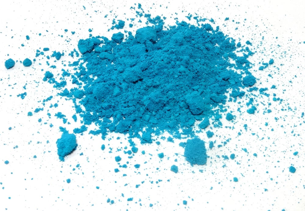 Image of Dry Shampoo/ Volumizer Turquoise