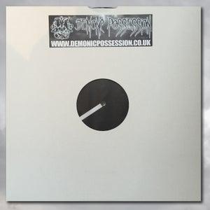 Image of DEMONBOILER - Boiler Room Cuts (Darkside Scratch Vinyl) LIMITED EDITION!