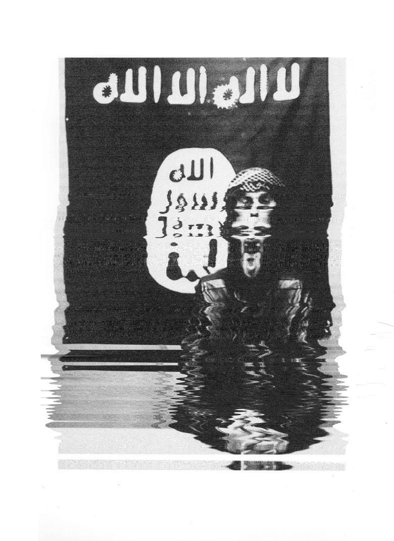 Image of Dildosis (News Interruption 007) Ltd Ed Print
