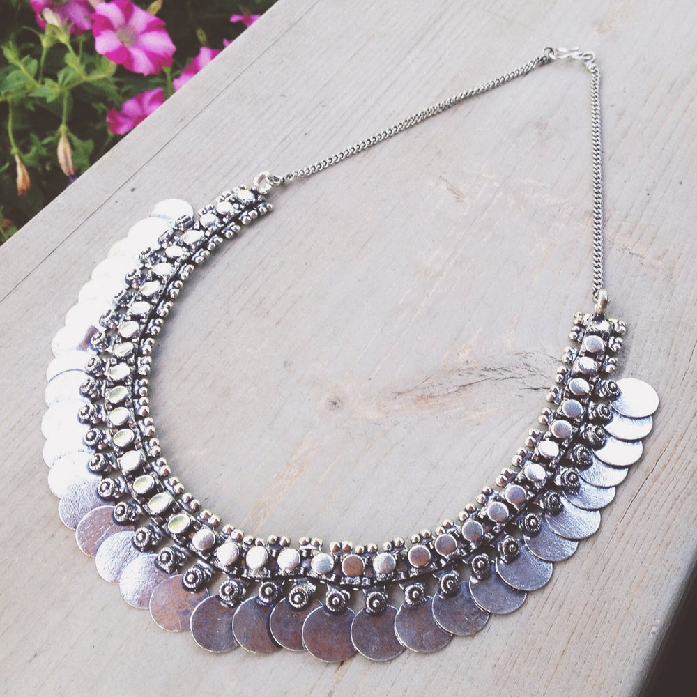 Image of Bali Necklace - Disc