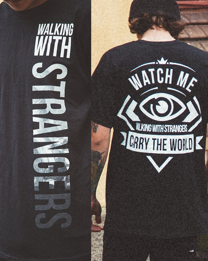 Image of Carry the world Tee
