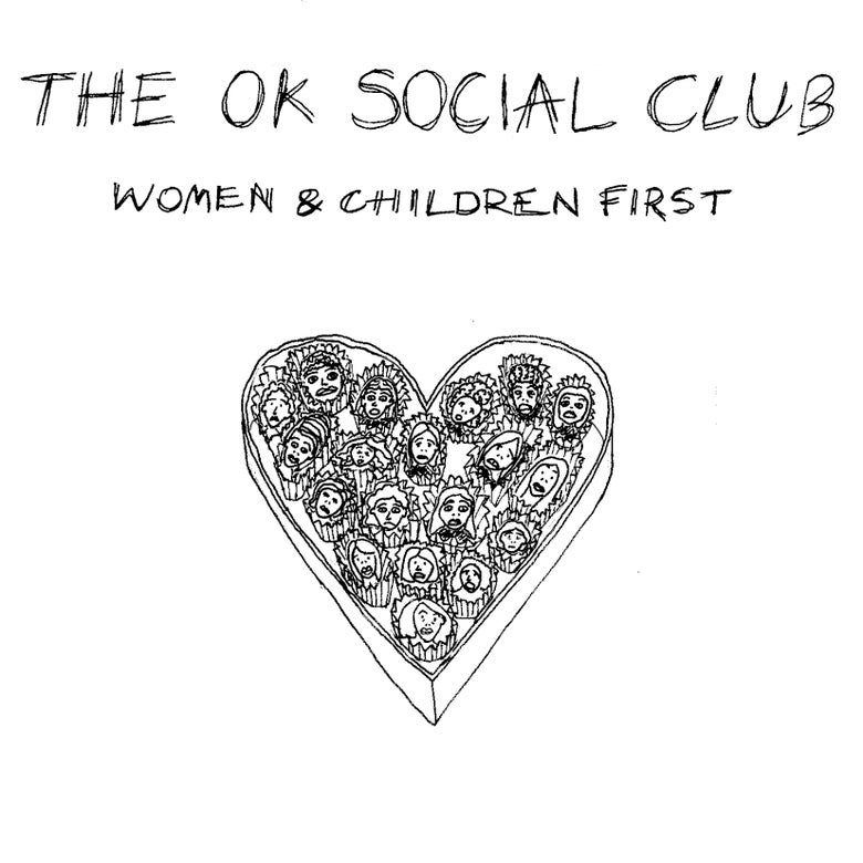 """Image of """"Women & Children First"""" T-shirt"""