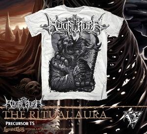 Image of THE RITUAL AURA - Precursor Tshirt