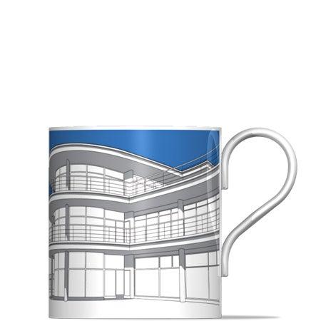 Image of De La Warr Pavilion Mug