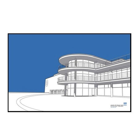 Image of DLWP Tea Towel