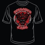 Image of BORROWED TIME 'Panther' Shirt
