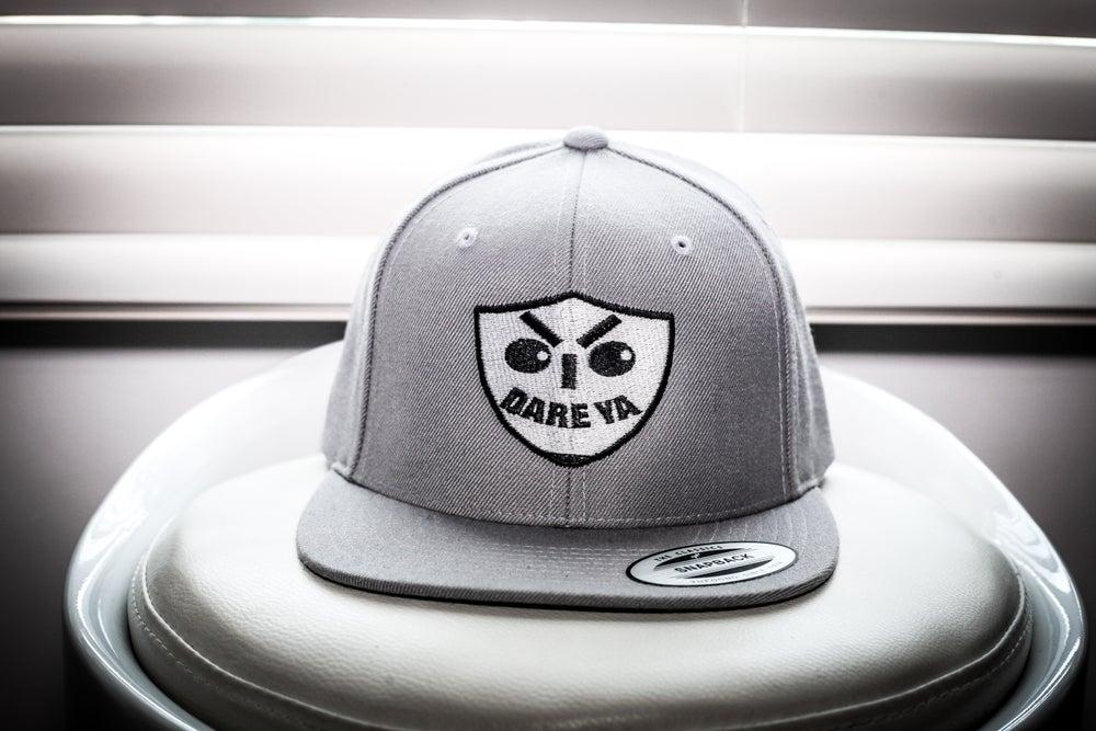 Image of I Dare Ya SnapBack (Grey)