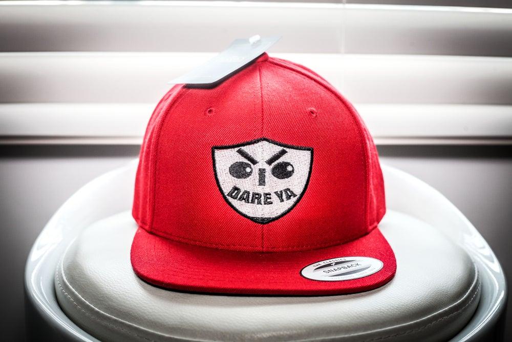 Image of I Dare Ya SnapBack (Red)