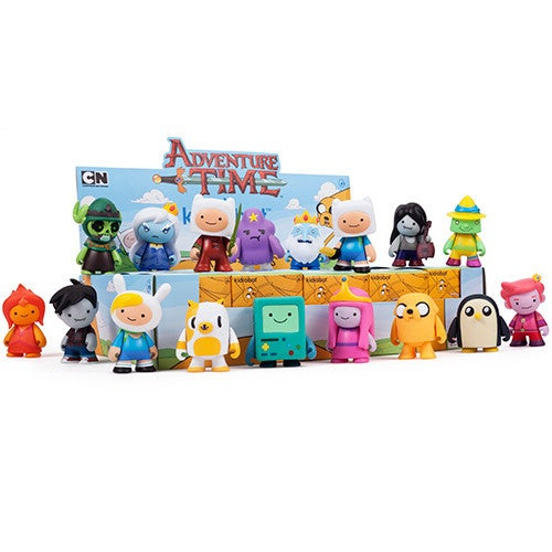"Image of Adventure Time 1.5"" Keychains"