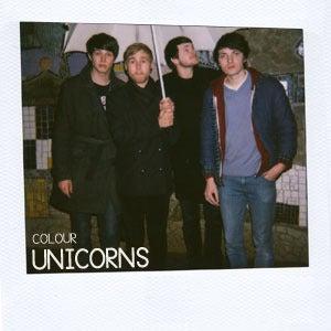 Image of Unicorns (CD Single)