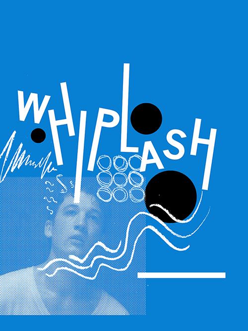 Image of Whiplash Poster