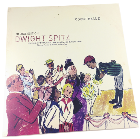Image of COUNT BASS D-DWIGHT SPITZ DELUXE EDITION VINYL