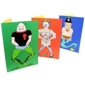 Image of Card Set (3 greetings cards)