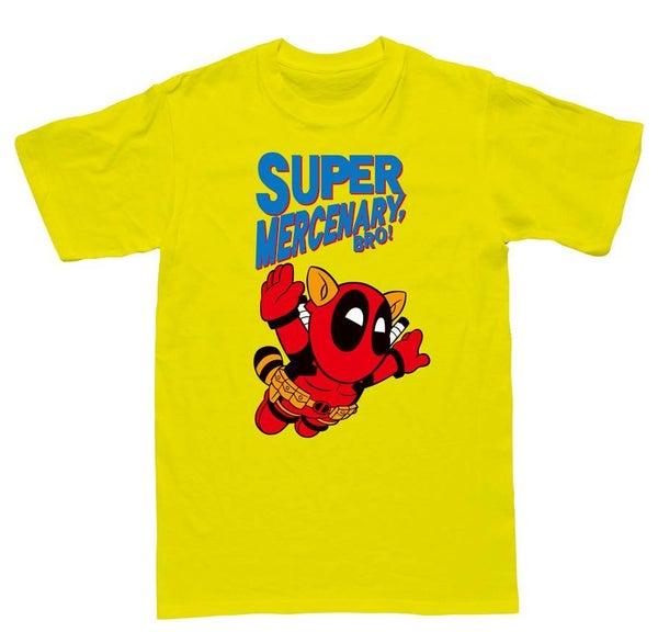 Image of SUPER MERCENARY, BRO!