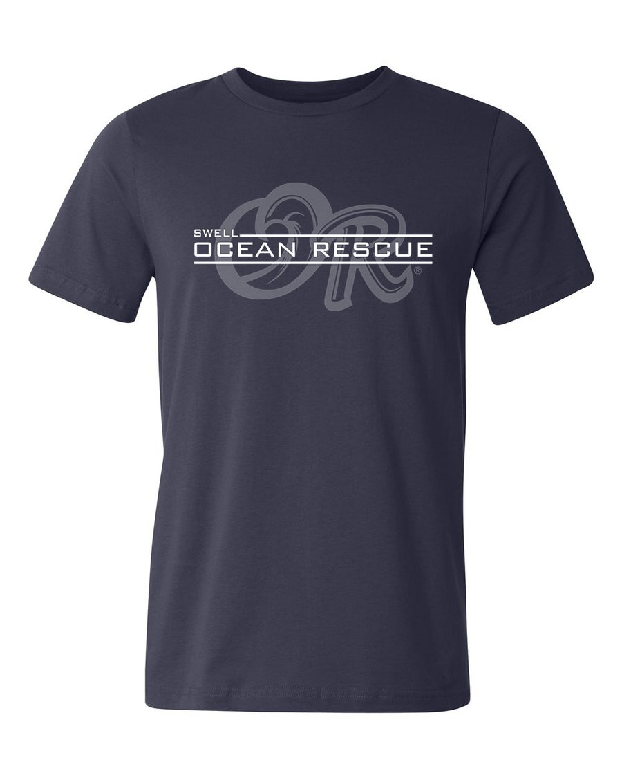 Image of Navy Ocean Rescue T-Shirt
