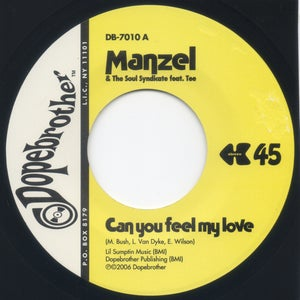 Image of Can You Feel My Love (Stereo/Mono) - 7""