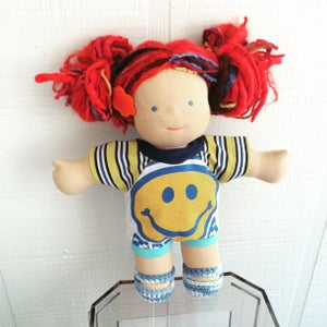 Image of bamboletta COURTNEYCOURTNEY flutter sleeve romper doll dress