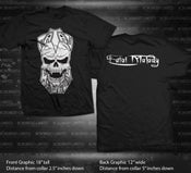 Image of Fatal Malady - Men's T-Shirt - Skull (2X and Up)