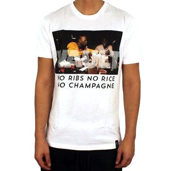 Image of No Ribs Tee (White)