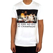 Image of No Ribs Tee (White)
