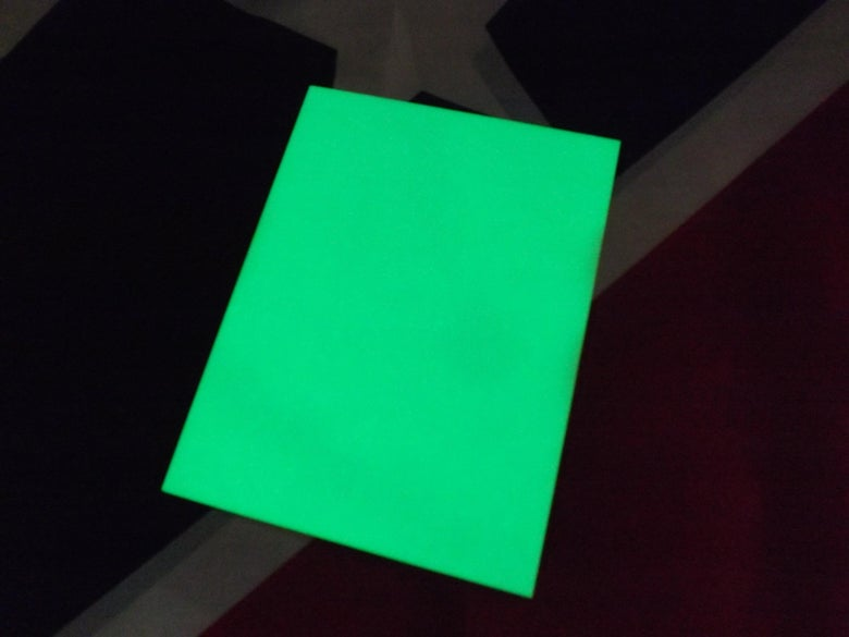 Image of L.I Notepad Light
