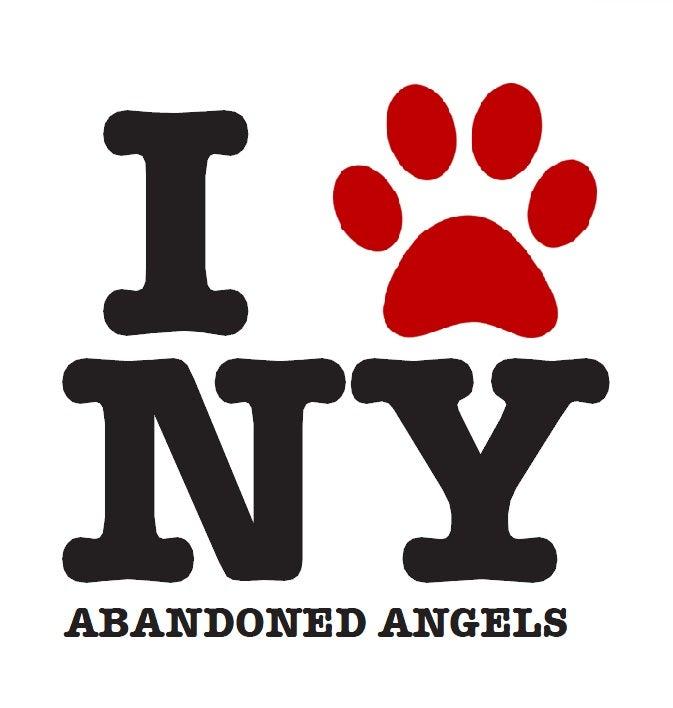 Image of I PAW NY Abandoned Angels T-Shirt