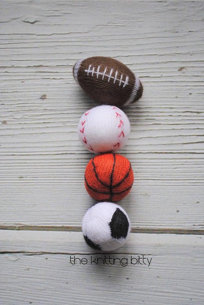 Image of Little Sports Balls