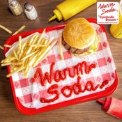 Image of WARM SODA - SYMBOLIC DREAM CD